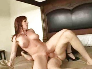 bedroom sex with mature harlots
