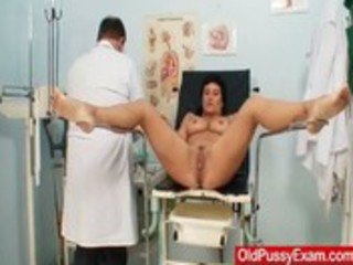 breasty mother i valentina rush cookie exam with
