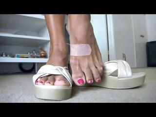 my exs rough hawt feet 7