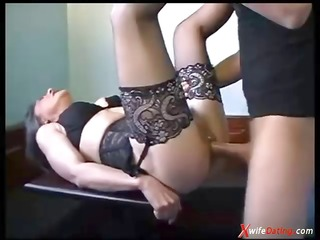 perverted housewife fucked hard