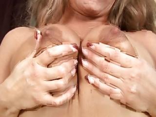 breasty milf eve adams receives a nice sex-toy
