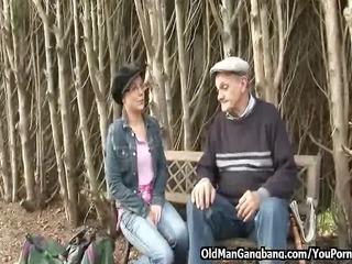 a fucking welcoming older man