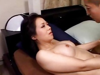 breasty d like to fuck engulfing youthful chap