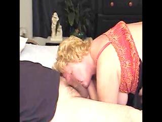 wicked auntie fannys seductive footjob
