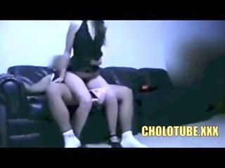 cholotube.xxx sexo en el sillon con la prima