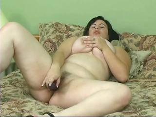 hot curvy corpulent jade masturbating!!! hd