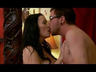 brunette hair mama acquires seduced by sons ally