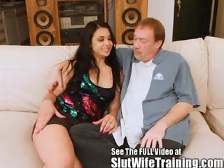 large booty latina julia trained to be a precious