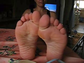 feet off my wife 9