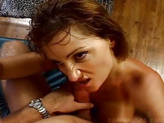 aged redhead alexis fire gets fucked by younger