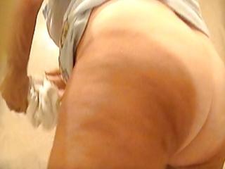 Mature panty pounders