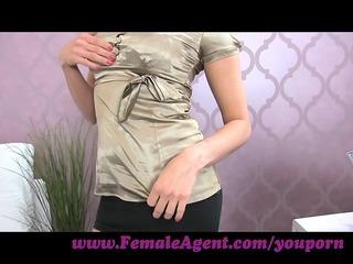 femaleagent. stud in endurance fail