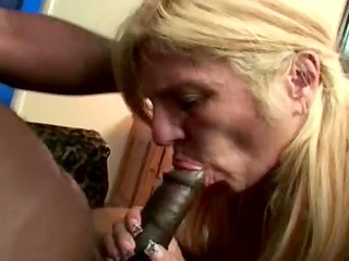 blond aged with big a-hole can bbc