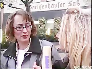 femme cougar rencontree dans la rue