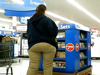candid large butt mother i