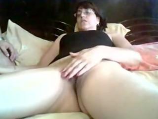 chubby milf slut masturbation movie scene