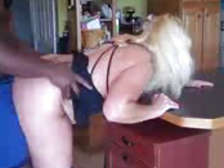 blonde big booty pawg mother i gives me her pussy