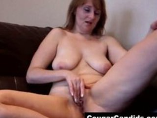 old dilettante milf granny working her mature