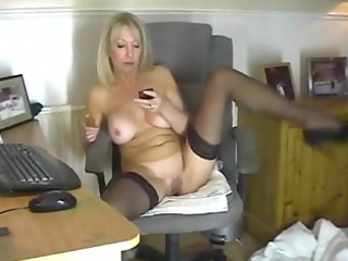 blond mother id like to fuck in stockings toying