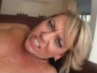 ribald milf likes to play it is coarse