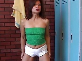 charming older amateur malina h...