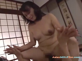 mother i getting her shaggy cum-hole drilled hard