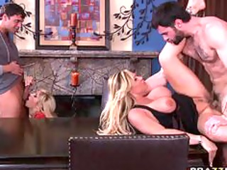 large tit blond milfs swing every others husbands