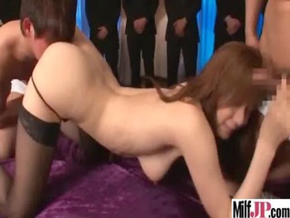 slutty japanese mother i get team-fucked hardcore