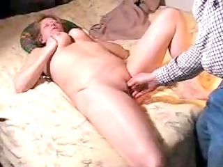aged homemade sex clip
