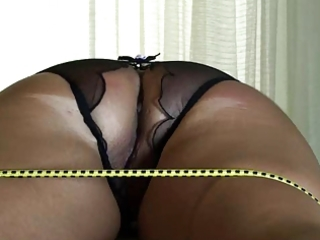 arse torture of tied wife