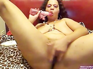 wicked swarthy mother i nympho masturbates and