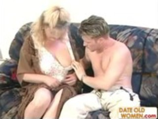 older julia acquires banged hard by younger chap