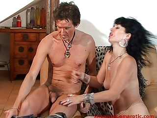 hardcore bi some with hot mother i and 10 lads -
