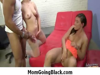 black huge schlong in my mamas pussy 3