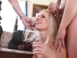 d like to fuck drilled by three chaps
