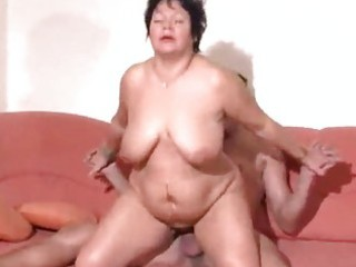 chubby pierced german mature