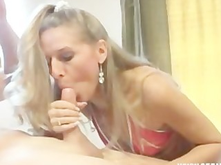molly came home from work and wanted a cum shake