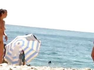 nudist beach perv 9 milf stripping