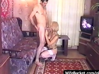russian milf homemade fuck 9
