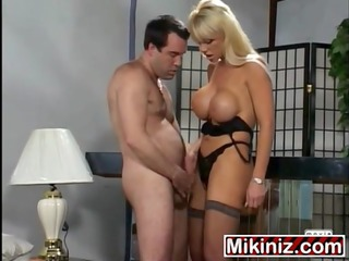 got fuckin twat kat kleevage,big boobs blond
