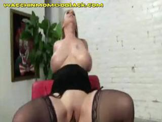 interracial sex ride for mamma