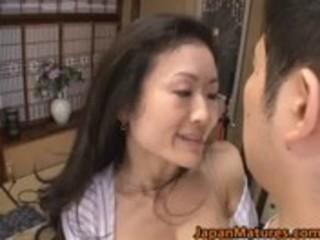 matsuda kumiko fascinating aged nihonjin