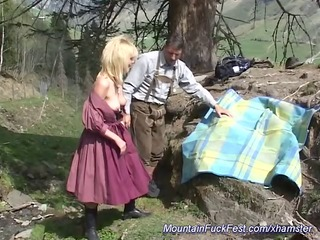 german mother i anal sex in nature