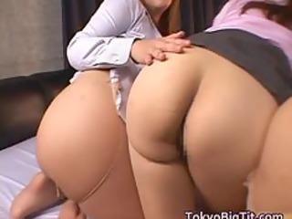 marvelous japanese milfs have big part2