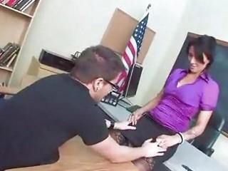 d like to fuck teacher seduces her student