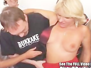 jackie 6 hole creampie bukkake bang with dirty d