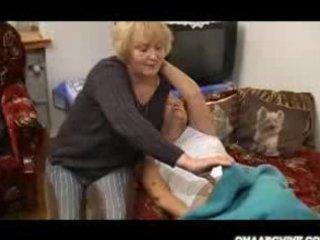 help from grannies friend