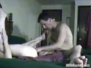 fuck and a large facial for this wife