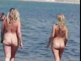 nudist beach perv 6 overweight large scones d