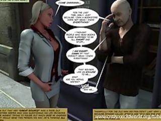 3d comic: vox populi. movie 2